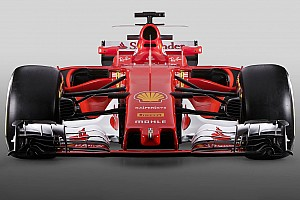F1 2017 vs 2016: Compare new Ferrari SF70H to SF16-H