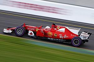 F1 Noticias de última hora Vettel, disconforme pese a la segunda plaza