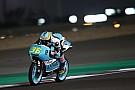 Moto3 Mir tape dans le mille d'entrée!