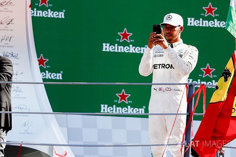 Hamiltont nem zavarja, hogy kifújolták Monzában