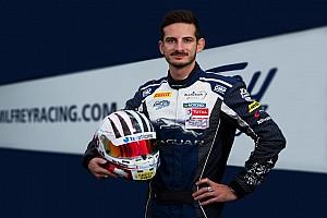BES News Alex Fontana fährt beim Finale für Emil Frey Racing