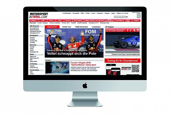 General Noticias Motorsport.com Motorsport Network adquiere sport media group para su expansión en Alemania