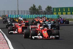 F1 Noticias de última hora La F1 podría incorporar elementos estándar en los autos
