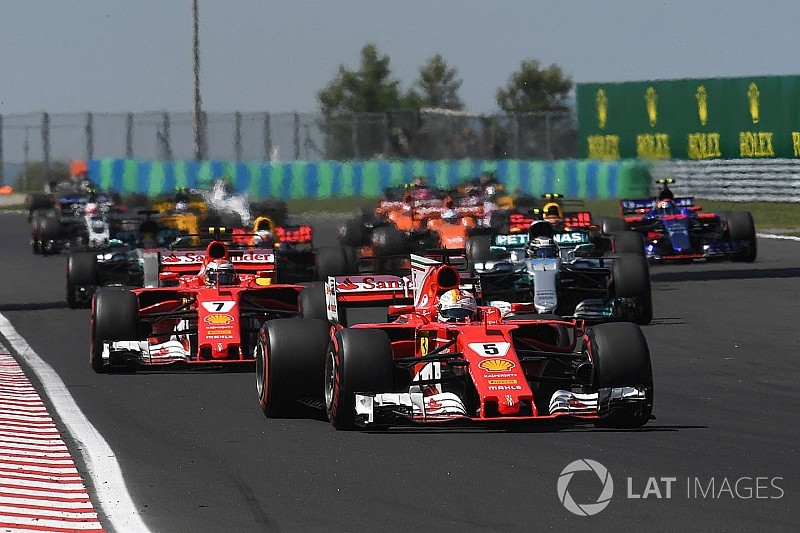 Vers l'arrivée de pièces standard en Formule 1?