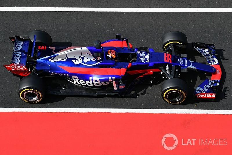 """Toro Rosso s'attend à """"des problèmes"""" à Spa et à Monza"""