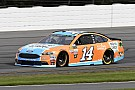 Truex and Hamlin pit, handing Stage 2 win to Clint Bowyer