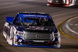 NASCAR Truck Breaking news Heartbreak for Byron as victory and title shot go up in smoke