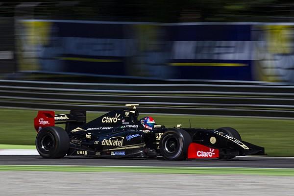 فورمولا  V8 3.5 تقرير السباق فورمولا 3.5: فيتيبالدي يقترب من صدارة البطولة بعد فوزه بالسباق الثاني في خيريز