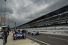 Квалификацию Indy 500 отложили из-за плохой погоды
