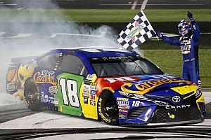Monster Energy NASCAR Cup Yarış raporu Kyle Busch ilk NASCAR All-Star zaferini kazandı