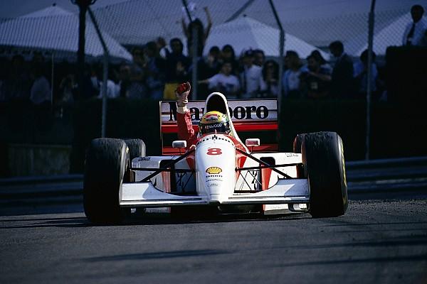 Formule 1 Actualités Légende de Monaco, la McLaren-Ford de Senna mise aux enchères