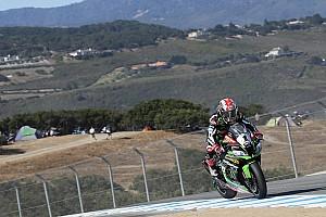 World Superbike Race report Laguna Seca WSBK: Rea takes dominant win from eighth on grid