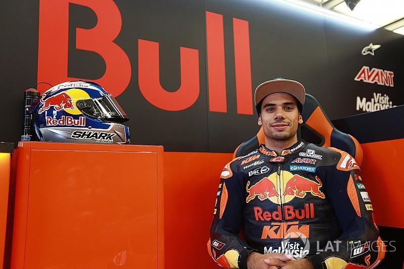 Oliveira targetkan debut MotoGP pada 2019