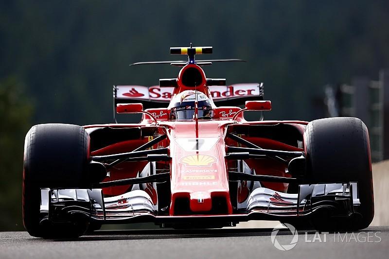 Why Ferrari persists with 'laggard' Raikkonen