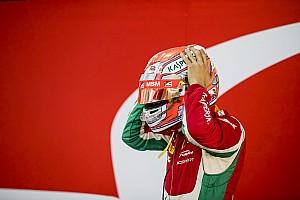 FIA F2 Новость Судьи лишили Фуоко второго места за блокировку Маркелова