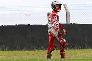 MotoGP Preview Lorenzo assume son erreur et entrevoit un top 5 possible