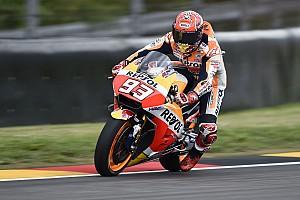 MotoGP Nieuws Marquez en Pedrosa testen nieuw chassis in privétest op Brno