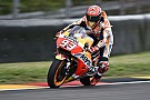 Honda MotoGP riders try new chassis in Brno test