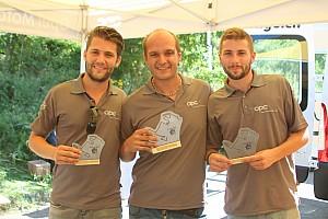 Schweizer markenpokale Rennbericht OPC Challenge: Erfolgreiche Rückkehr von Sandro Fehr