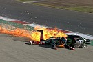 WSBK Un duro accidente dejó a Tom Sykes fuera del WorldSBK en Portugal