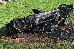 Hillclimb Важливі новини Річард Хаммонд потрапив у лікарню після аварії у гонці