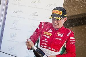 FIA F2 Special feature Kolom Leclerc: Kemenangan Barcelona jadi awal sempurna di F2