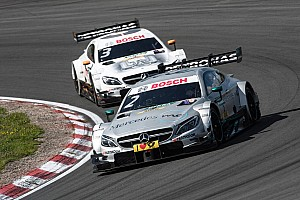 DTM Breaking news Mercedes keen to retain DTM drivers after quitting series