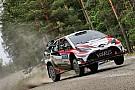 WRC Finlandia, PS8-9: Lappi sempre più vicino a Latvala!