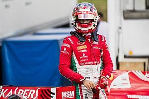 FIA F2 Noticias de última hora Leclerc saldrá último tras ver anulada su pole