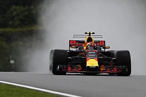 Formel 1 Trainingsbericht Formel 1 2017 in Sepang: Regen-Bestzeit für Max Verstappen