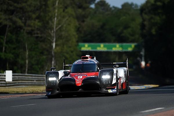 """Toyota admite que 3º carro em Le Mans foi """"desperdício"""""""