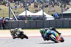 Moto2 Résumé de course Morbidelli vainqueur sans inquiètude à Austin