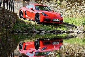 Auto Actualités La Porsche 718 Cayman en test grandeur nature !