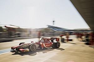 FIA F2 Reporte de calificación Nueva pole de Charles Leclerc, esta vez en Jerez