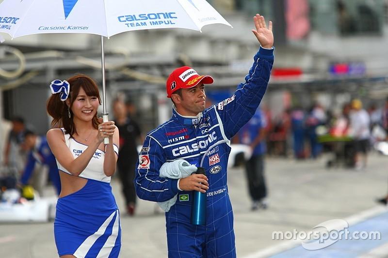 JP de Oliveira pamit dari Nissan