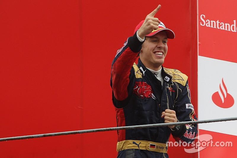 Vettel: Csak néhány futamgyőzelem után tudatosult bennem, hogy mire lehetek képes