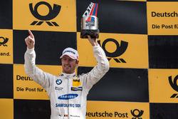 Podium: 3. Maxime Martin, BMW Team RBM, BMW M4 DTM