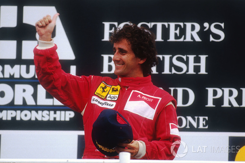 GP de Gran Bretaña 1990