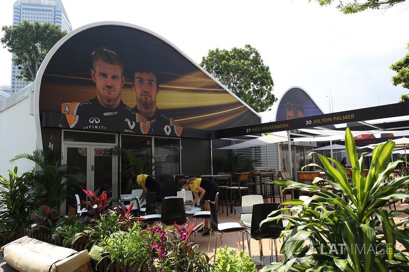 Renault Sport F1 Team team building