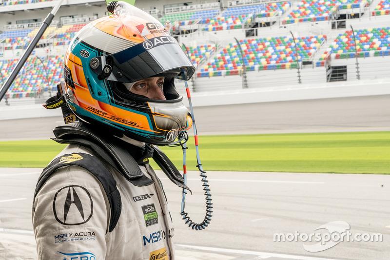 Daytona January testing
