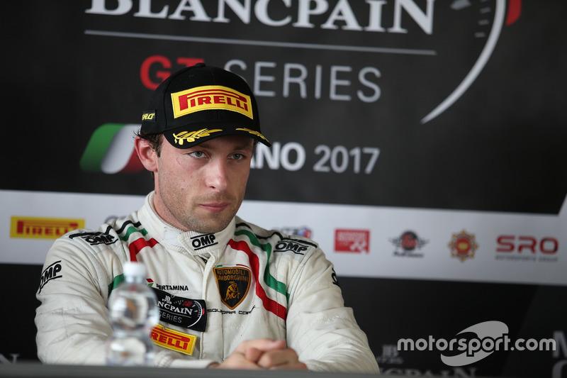 Polesitter Marco Mapelli, Attempto Racing