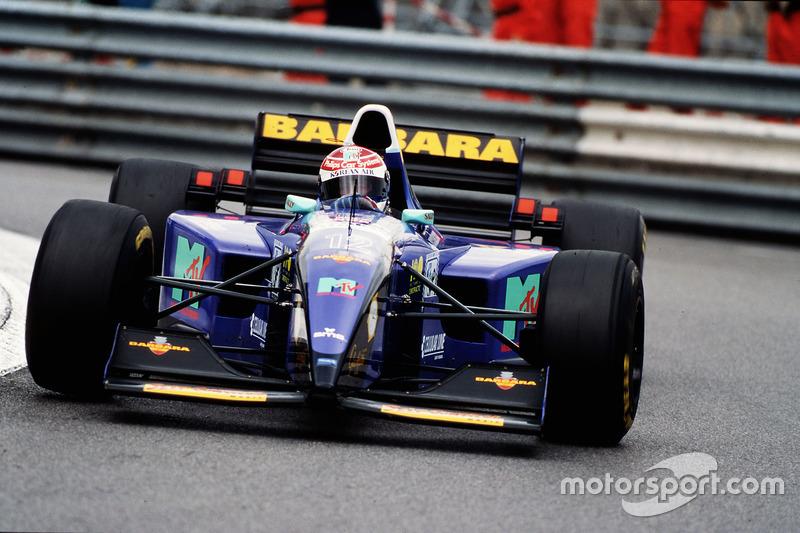 1995 – Формула 1, Simtek Ford