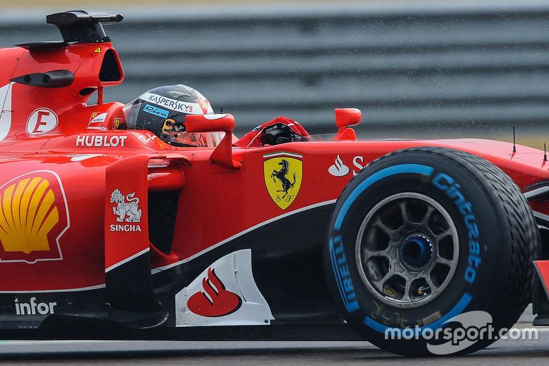 Антоніо Джовінацці, Ferrari SF15-T