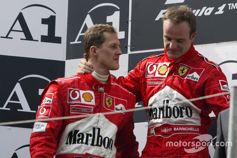 2002 Oostenrijkse Grand Prix