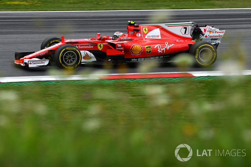 3. Кімі Райкконен, Ferrari SF70H