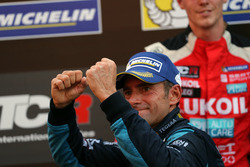Podium: Gianni Morbidelli, West Coast Racing, Volkswagen Golf GTi TCR