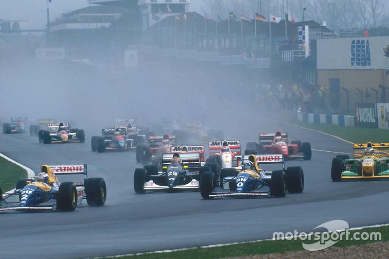 9. Гран Прі Європи-1993