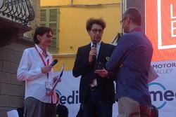 Mattia Biontto, Chief Technical Officer Scuderia Ferrari