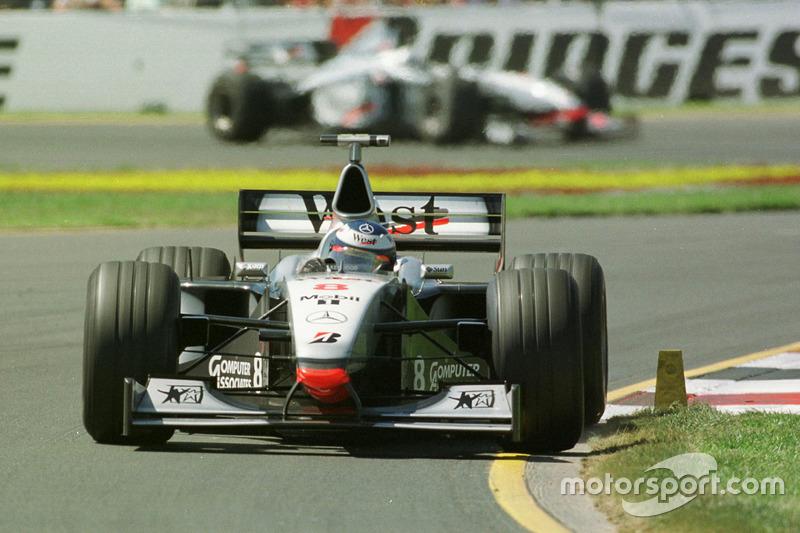 1998: Mika Häkkinen, McLaren-Mercedes MP4/13