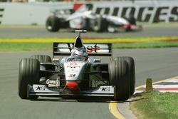 Mika Häkkinen, McLaren Mercedes